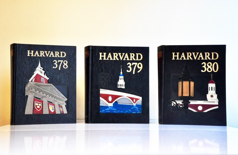 harvard yearbook publications