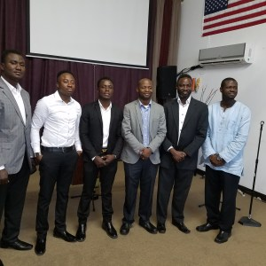 Men of Vision and Evangelism
