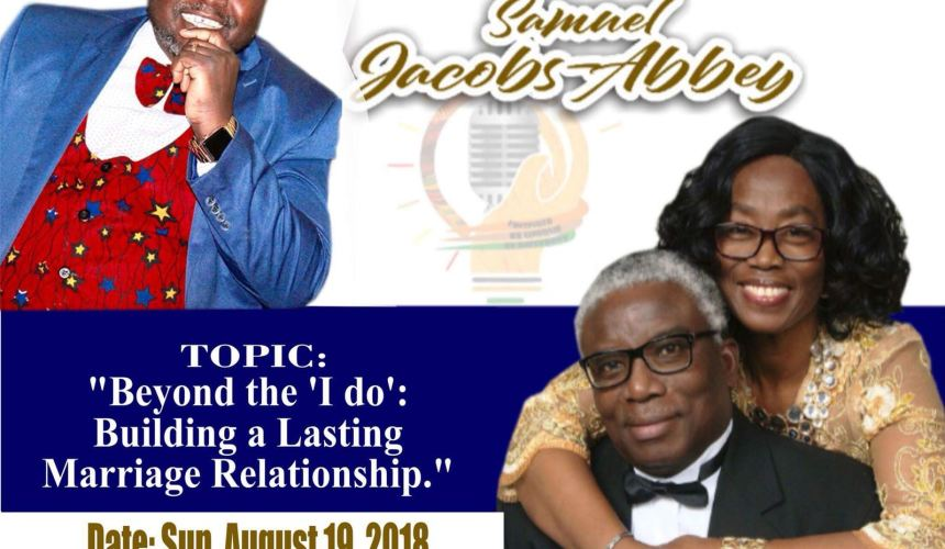 Beyond the 'I do': Building a Lasting Marriage Relationship
