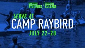 Camp Raybird