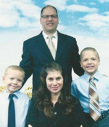 Ukraine- The Keough Family