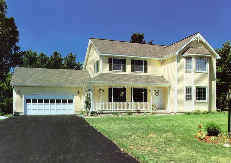 Queensbury Model Home