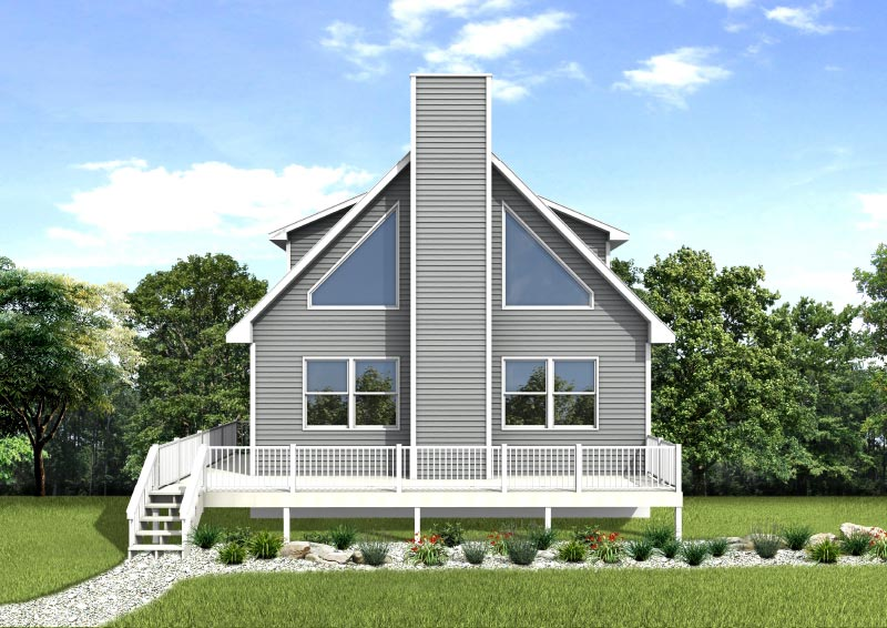 Shawnee Model Home