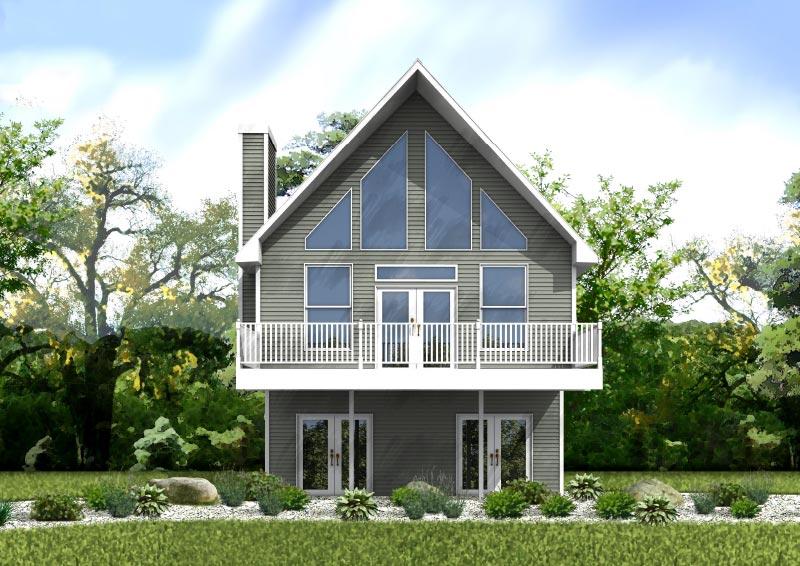 Deleware Model Home