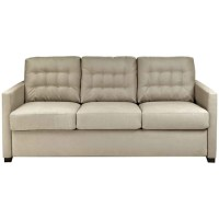 Payton Leather Sleeper Sofa