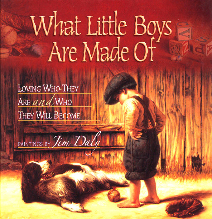 What Little Boys Are Made OfHarvest House
