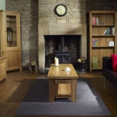 Wooden Living Room Chair Pictures Of Rooms With Red Brick Fireplaces Charltons Furniture Bretagne Somerdale Oak And Office Modern Natural Oiled Stained Painted