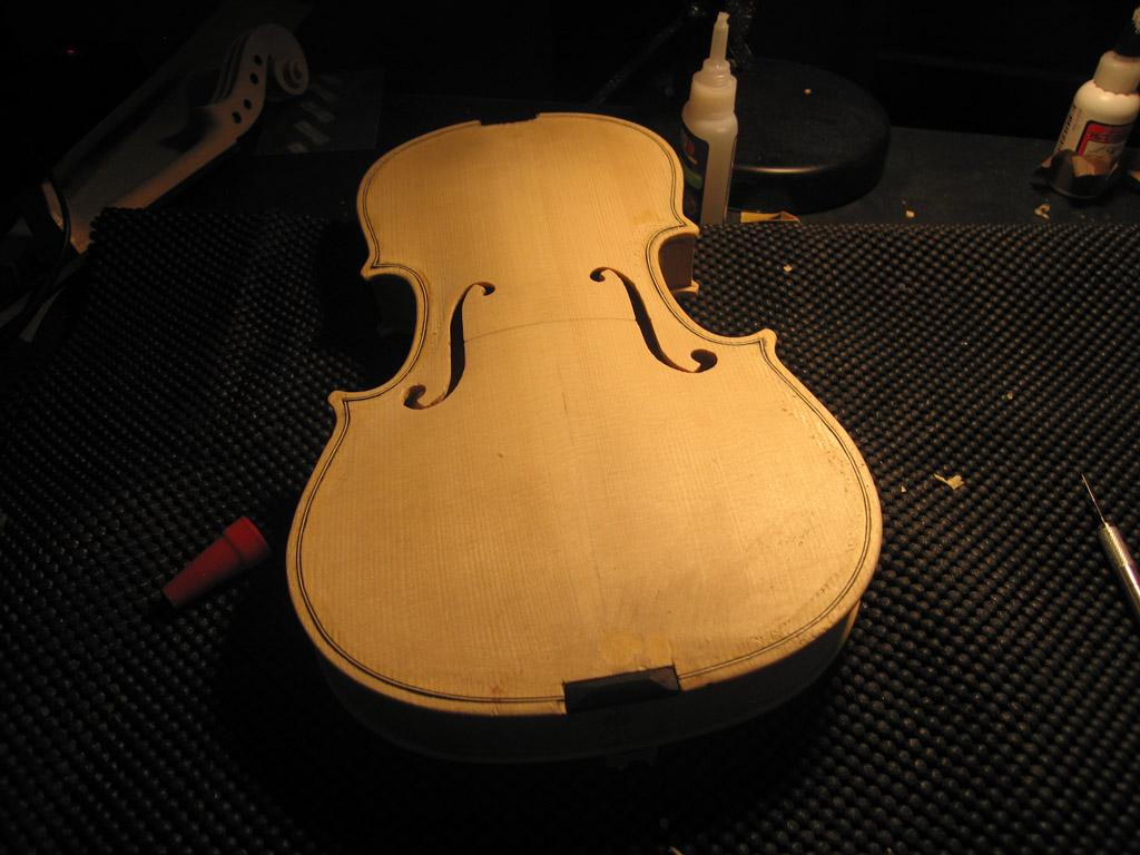Behlen Violin Varnish