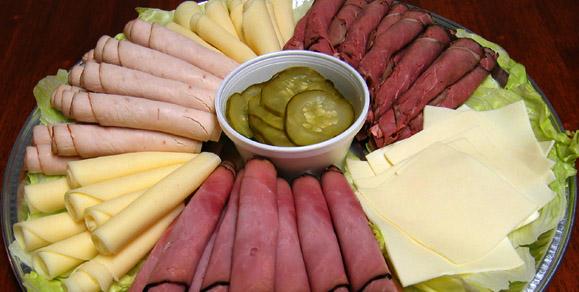 Fresh Market Fruit Tray