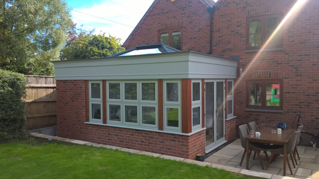 Home Extension – Hilton, Derbyshire