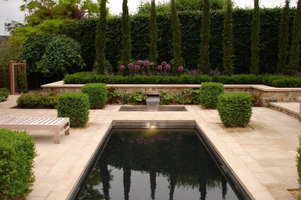 Ticknall – extension and garden