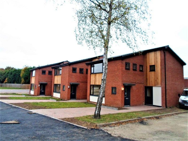 Housing project – Swadlincote