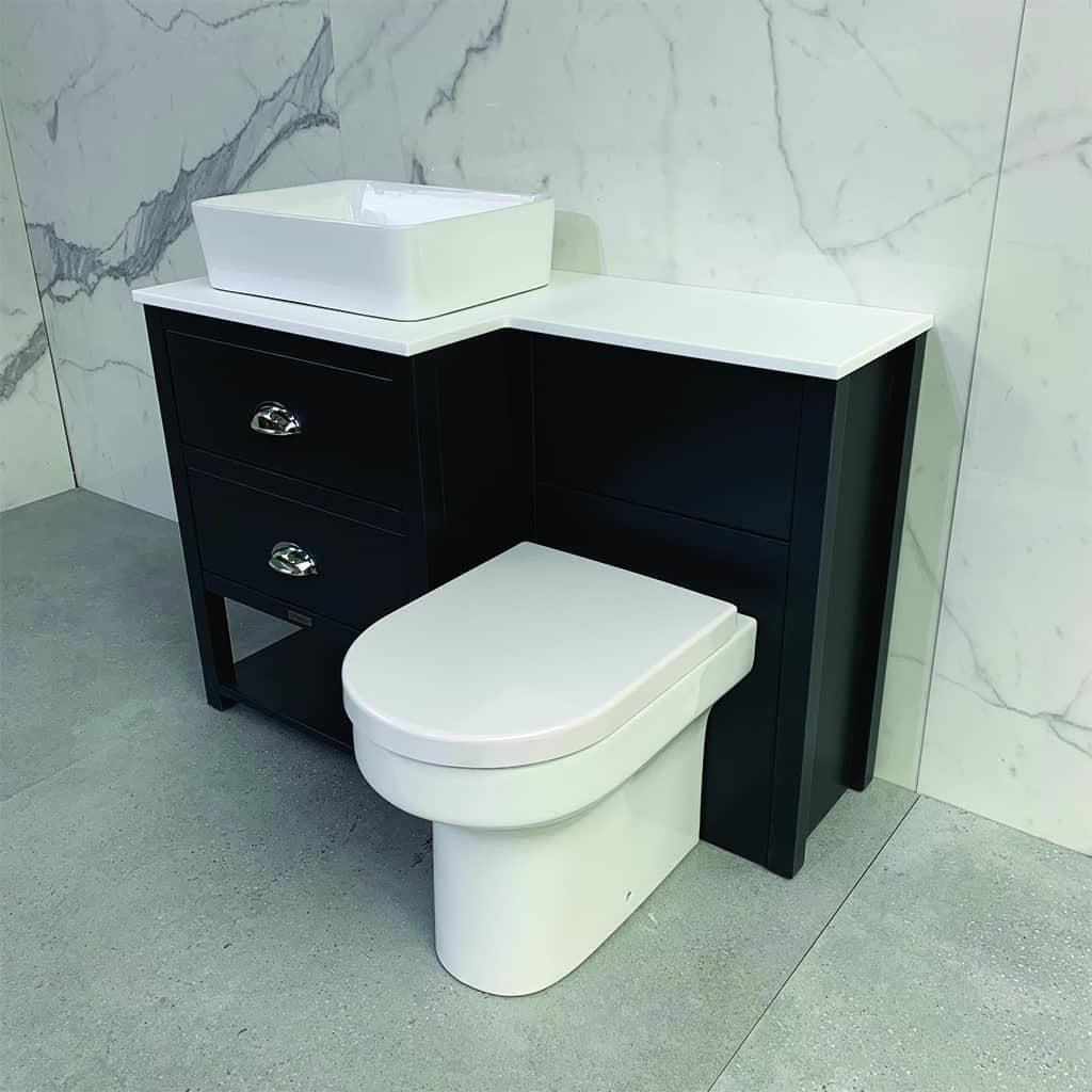 ava vanity unit toilet combination sit on sink