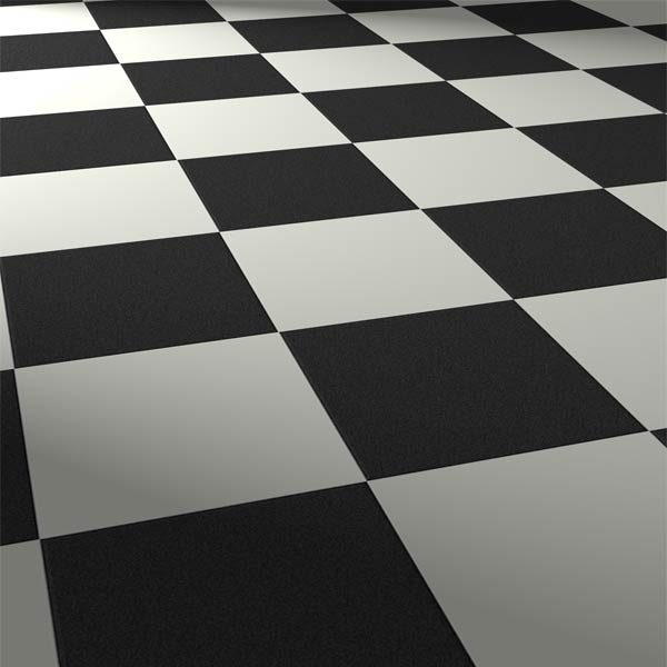squares stove black