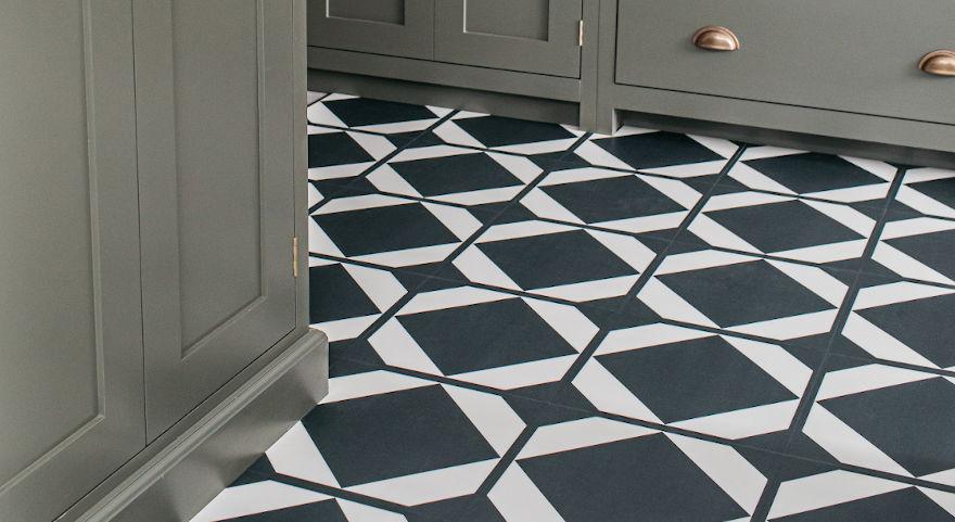 kitchen flooring ideas lvt flooring