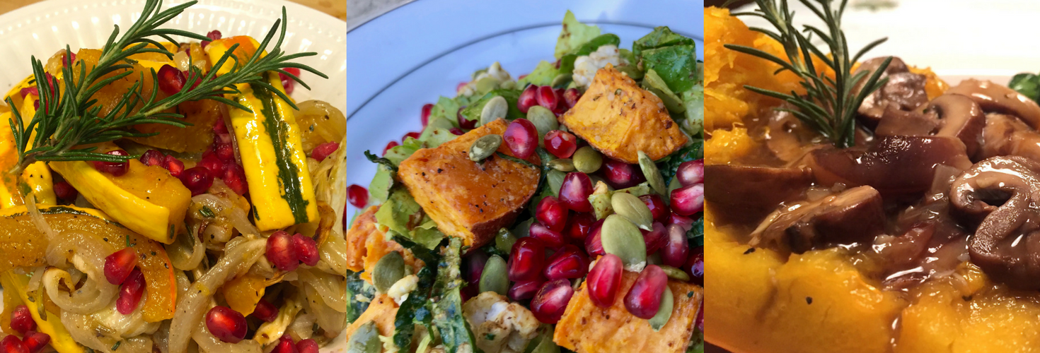 5 Plant Based Thanksgiving Recipes from My Recipe Blog