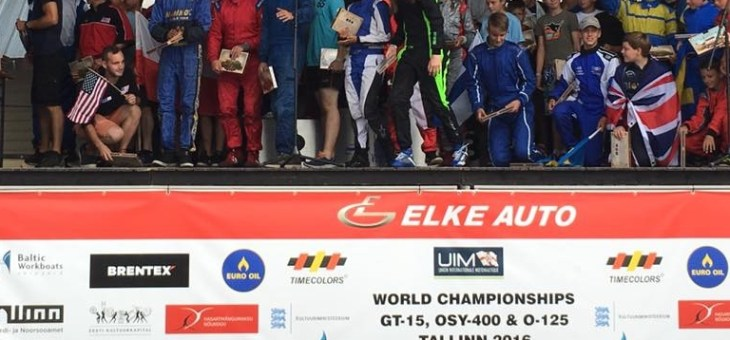 2016 UIM GT15 World Championship – Estonia