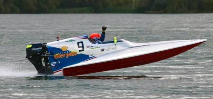 Bedford GP win edges Harvey closer to the Championship