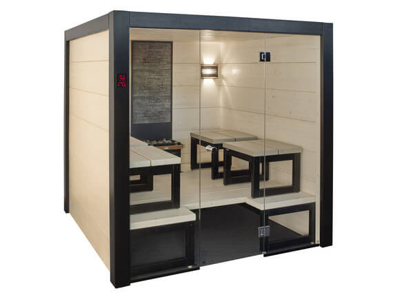 Harvia Solide Indoor Sauna