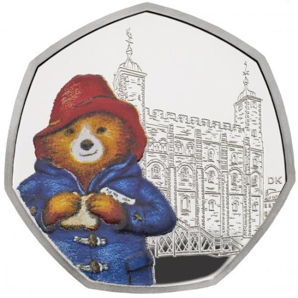 paddington bear 50p coins # 19