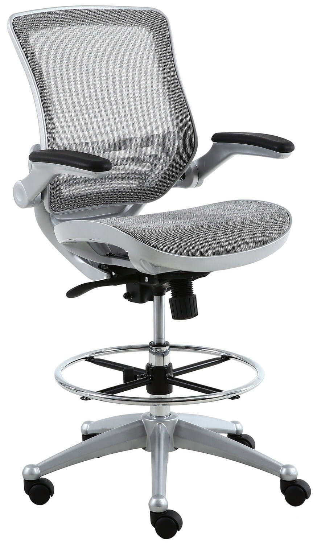 Harwick Evolve All Mesh Heavy Duty Drafting Chair  eBay