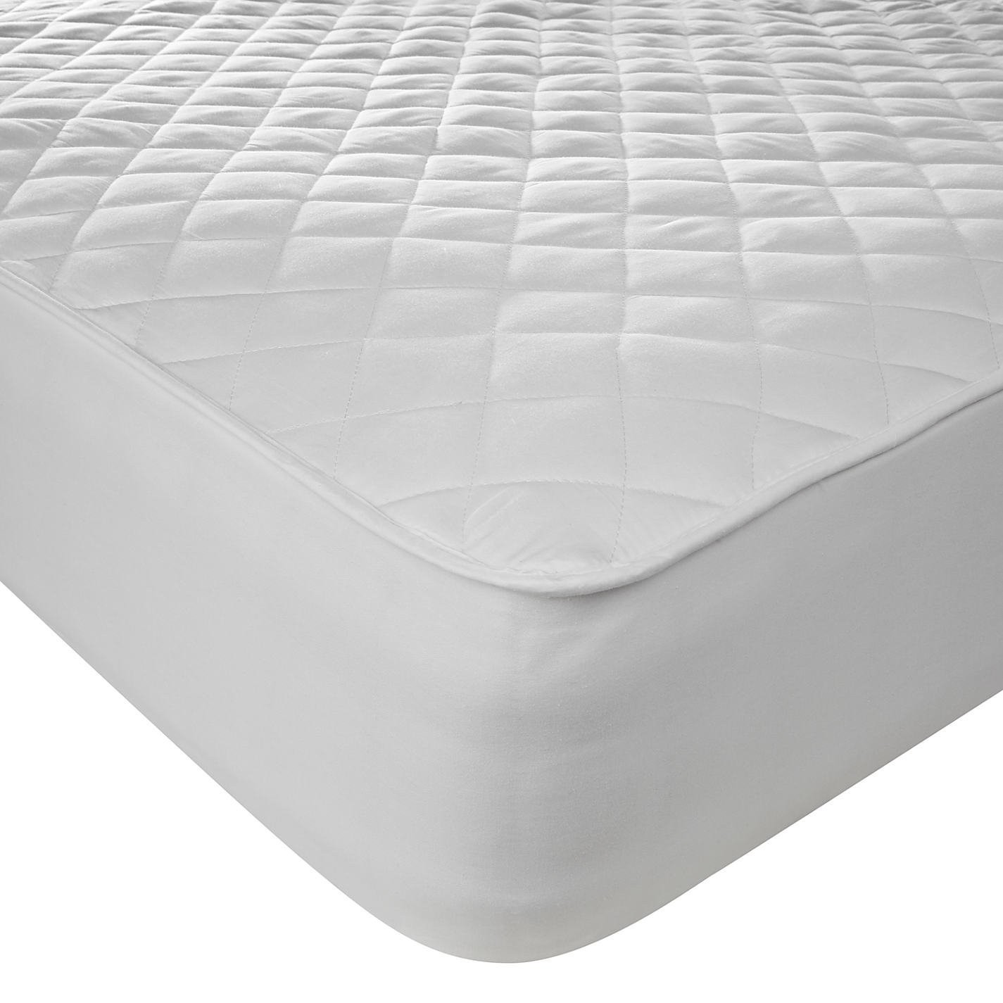 DreamEasy Pure Luxury Quilted Egyptian Cotton Mattress