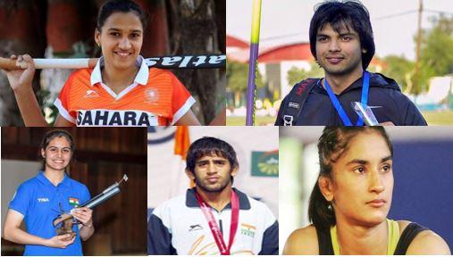 एशियाई खेल-2018 में हरियाणा के इन 83 खिलाडियों से है देश को उम्मीद, जाने कौन से है ये खिलाड़ी
