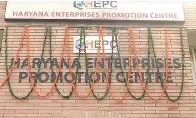 """हरियाणा दिवस के मौके पर प्रथम ऑनलाइन """"खादी बिक्री केन्द्र"""" की शुरूआत"""