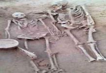 हड़प्पाकालिन राखीगढ़ी में मिला 5000 साल पुराना 'प्रेमी जोड़ा'