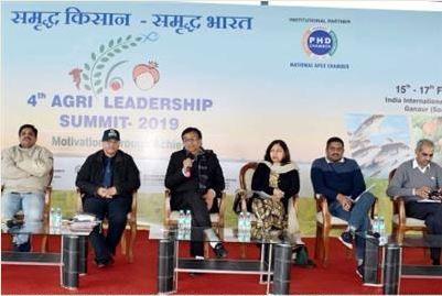 4th Agri Leadership Summit-2019 | Gannour (Hry)