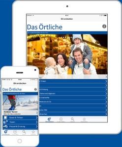 Harz App für iOS