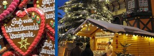 Weihnachtsmarkt in Wernigerode