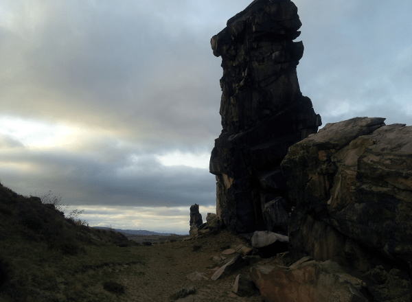 Wandern im Harz - Wandernadel