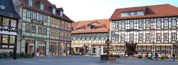 Wernigerode ist Alinas Lieblingsstadt im Harz © Alina Lipka