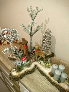 Deko Zu Weihnachten Harzer Baumscheiben De