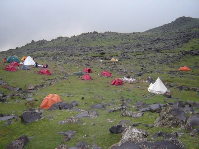 İlk Kampımız