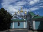 Kiev's church St Michael's Monastery