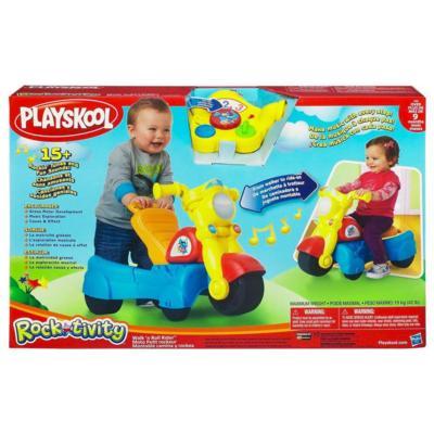 Hasbro Playskool Rocktivity Walk 'N Roll