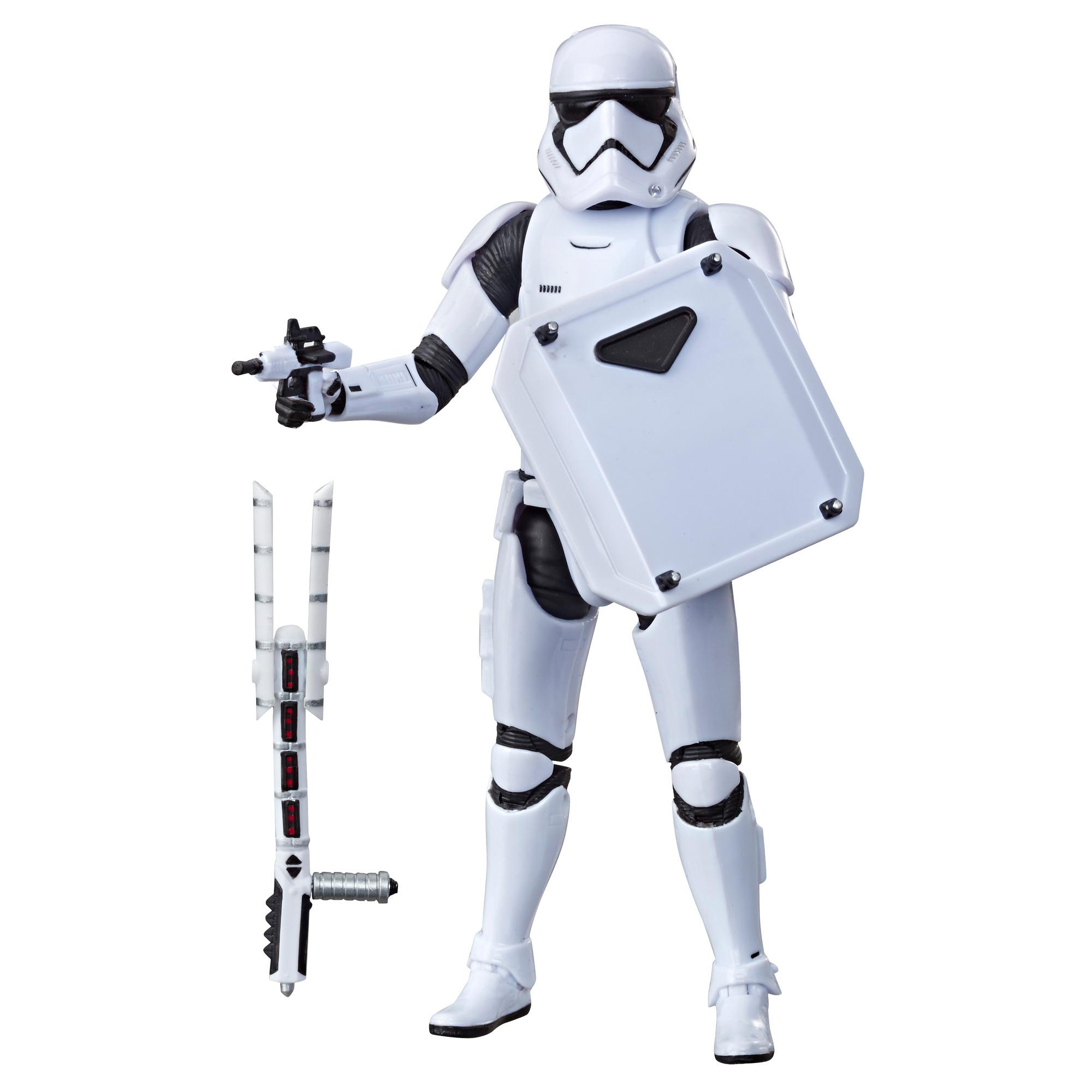 Star Wars The Black Series First Order Stormtrooper Toy 6 Inch Scale Collectible Action Figure Kids Ages 4 And Up Star Wars