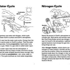 Water Cycle Diagram Worksheet To Label Single Phase Power Zola, D / Science Chapter 8 Of The