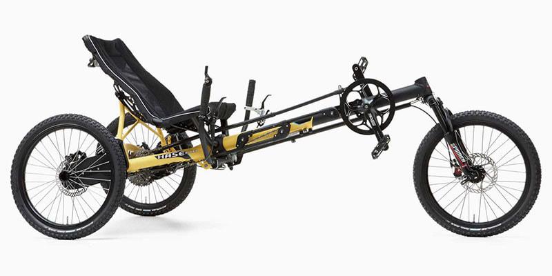 Hase Bikes USA Recumbent Trike All-Stars