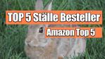 ► Top Kaninchenstall Bestseller + Hasenstall Bestseller | Top Empfehlungen ♥
