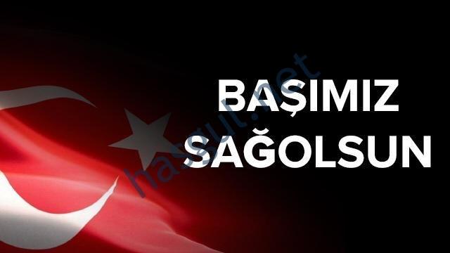 Başımız Sağolsun Türkiye