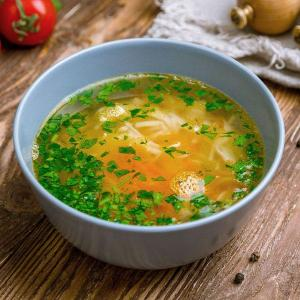 Soups and Broth