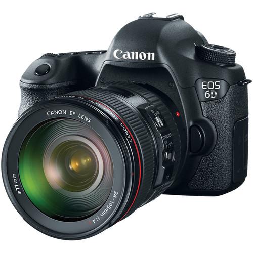 Canon 6D DSLR Camera Price in Pakistan - Hashmi Photos