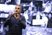 باسم يوسف: أهم أمر في الحياة طرح الأسئلة وهكذا تبدأ الثورة