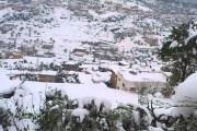 الثلوج تصل عمان والأرصاد تتوقّع تعمّق المنخفض