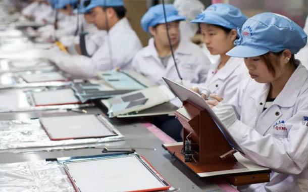 فوكسكون تفكر بإنشاء مصنع شاشات في أمريكا بقيمة 7 مليار دولار
