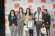 اورانج تدعم االطفل الفلسطيني الشيخ الذي دخل اليوم