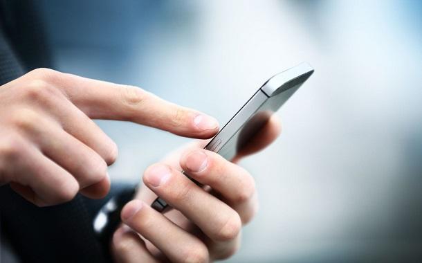 الهواتف وإضطراب الأصابع